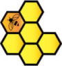 Gil's Honey Bees Logo